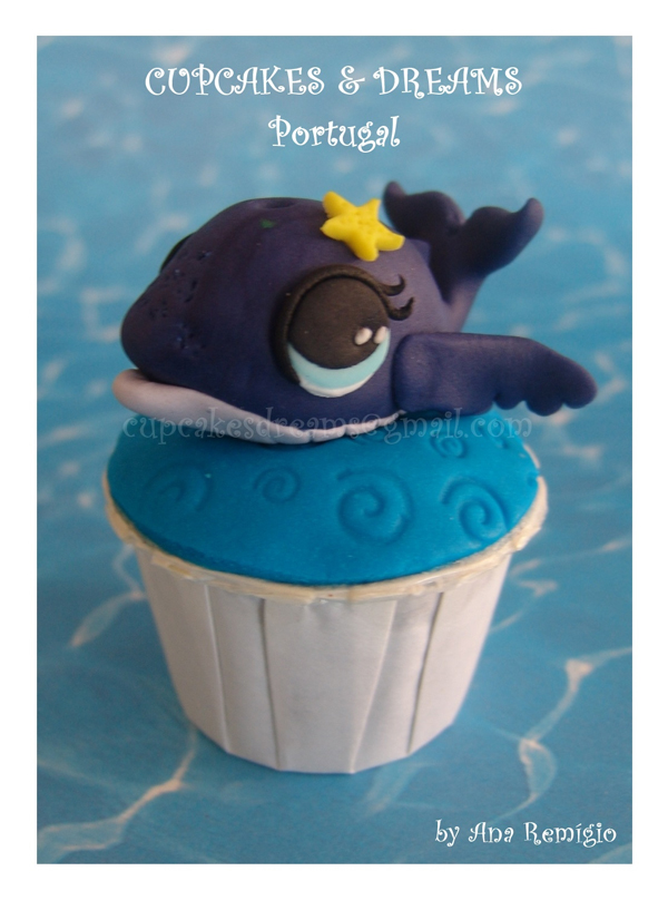 Whale Topper