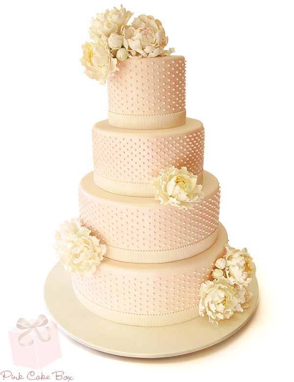All baby Pink Wedding