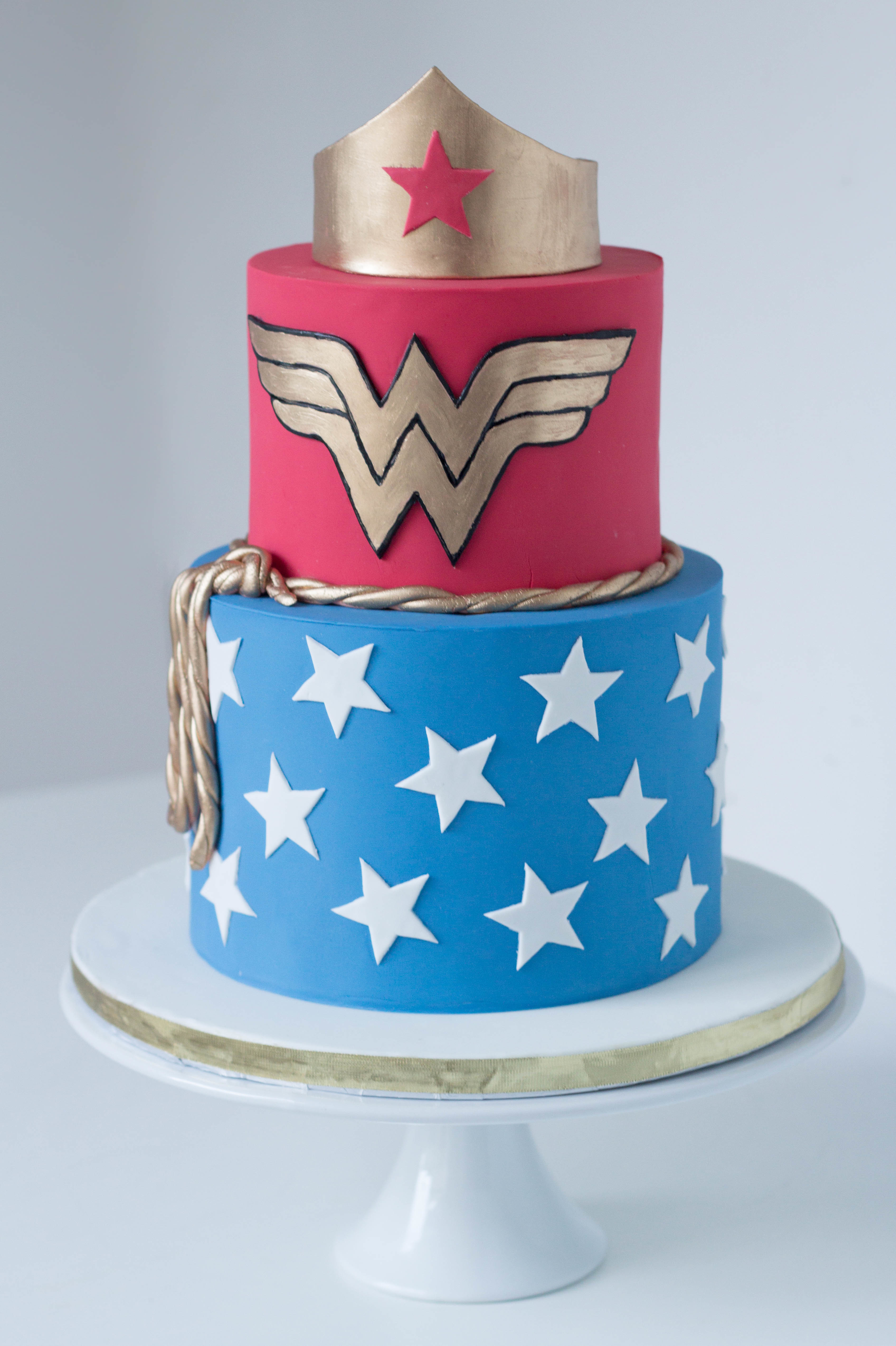 Wonder Woman Birthday
