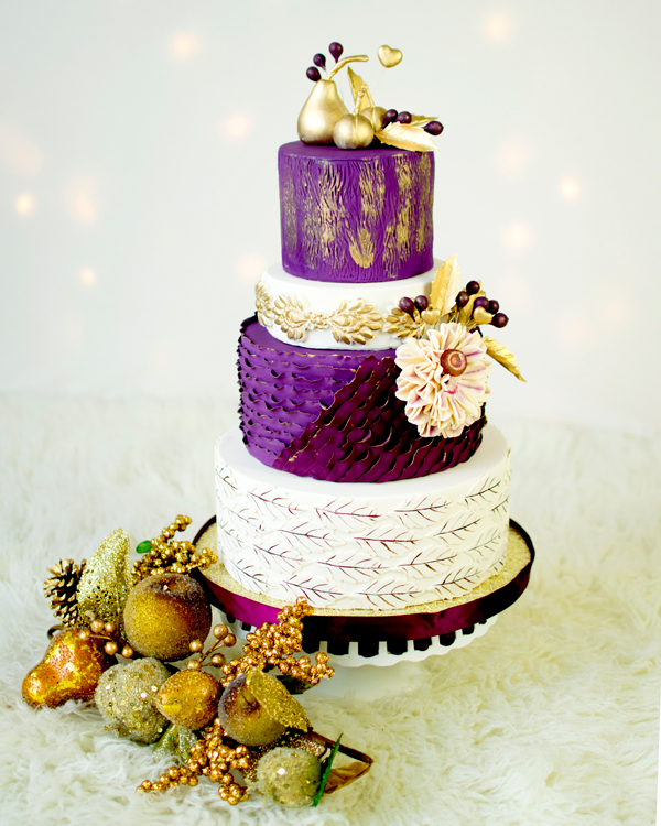 Rustic Purple