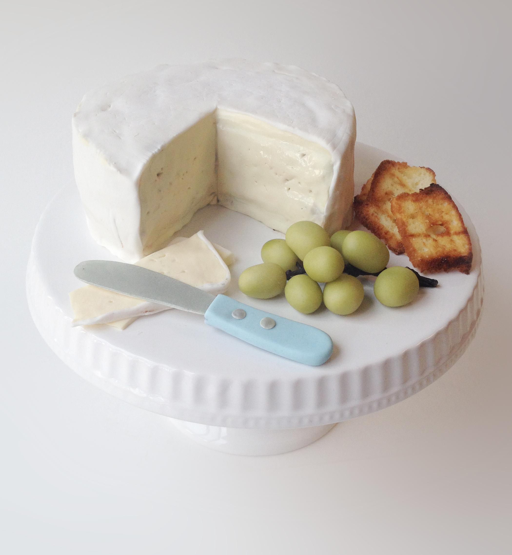 Cheese Platter Cake