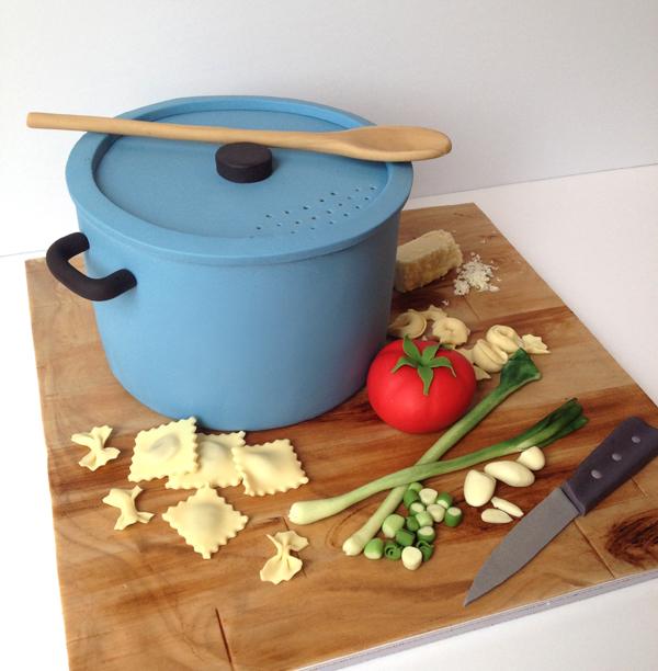 Sculpted Pots & Pans