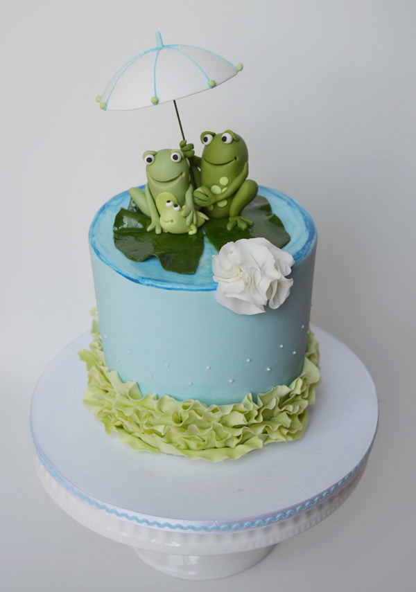 Frog Toppers