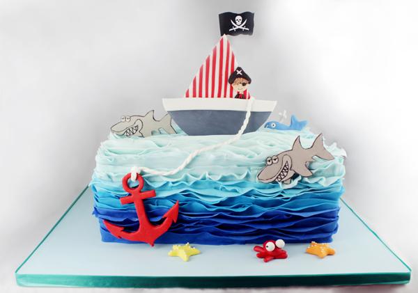 Pirate Boy Birthday