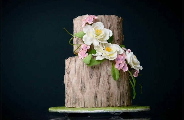 Brown Bark rustic fall wedding