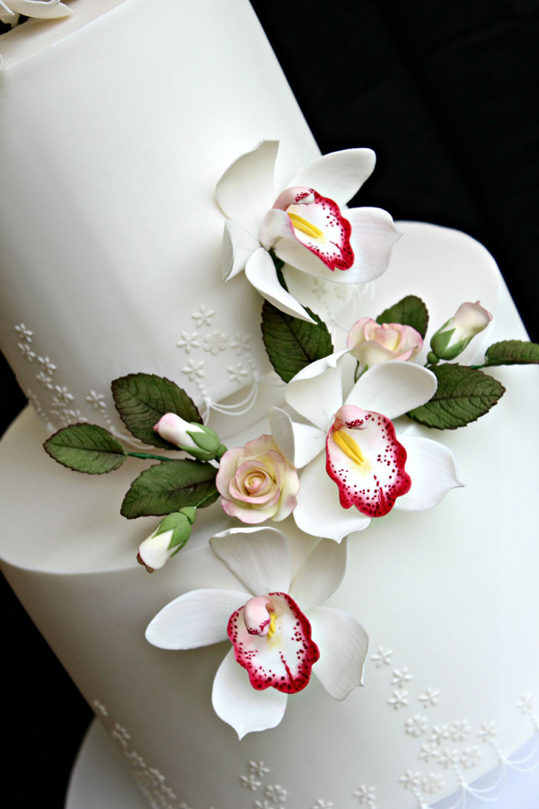 Lilac Sugarflowers