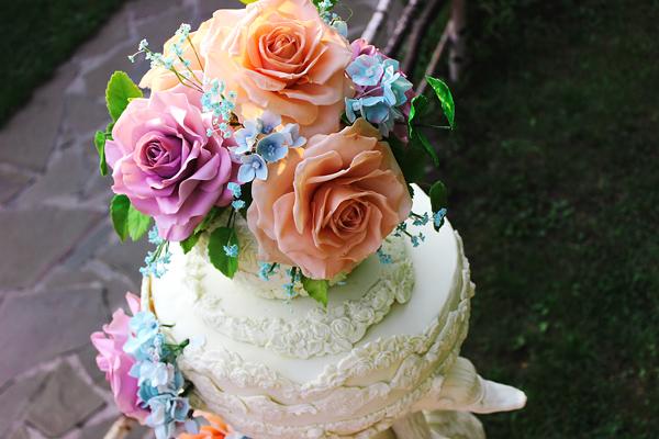 Spring Flower Wedding