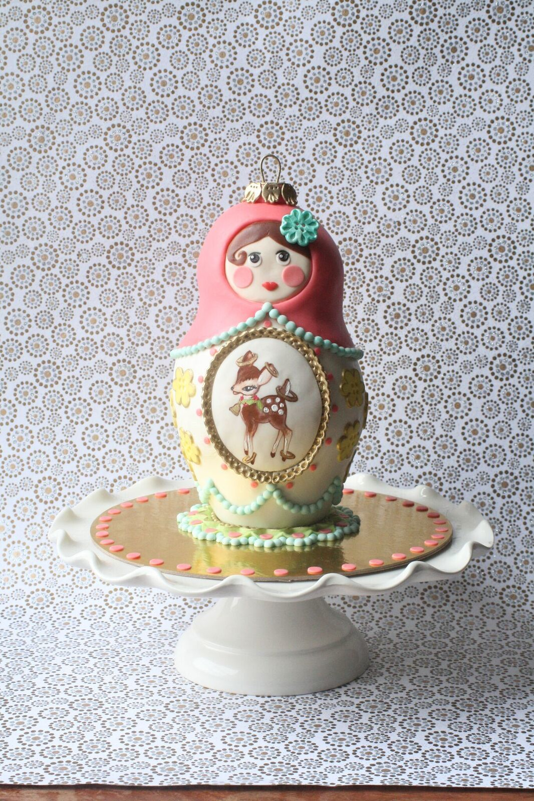 Russian Tea doll