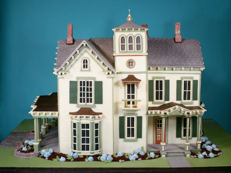 Sculpted Victorian