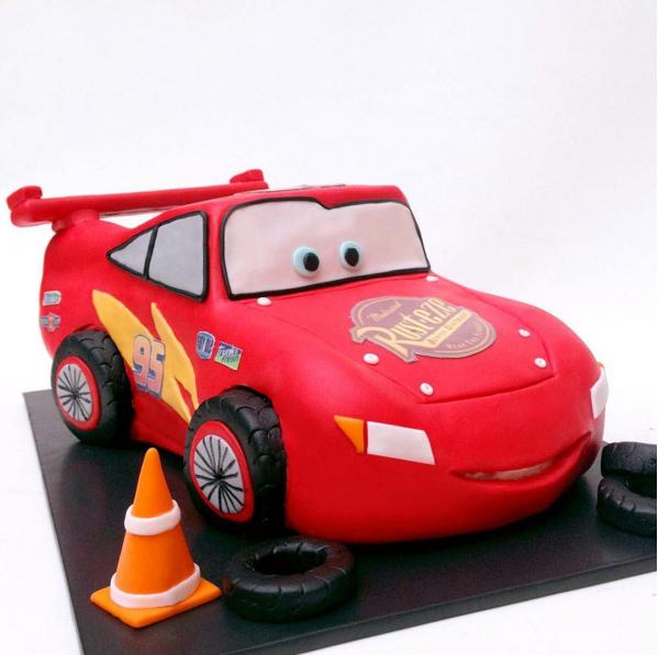 Lightning McQueen Car