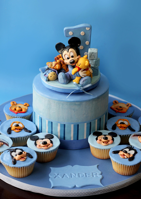 Mickey Birthday