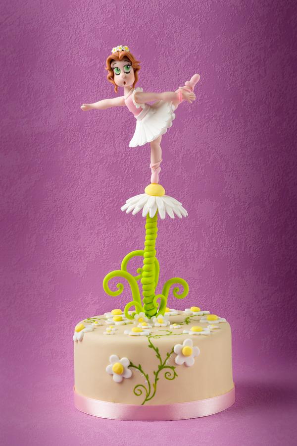 Ballerina Balancing