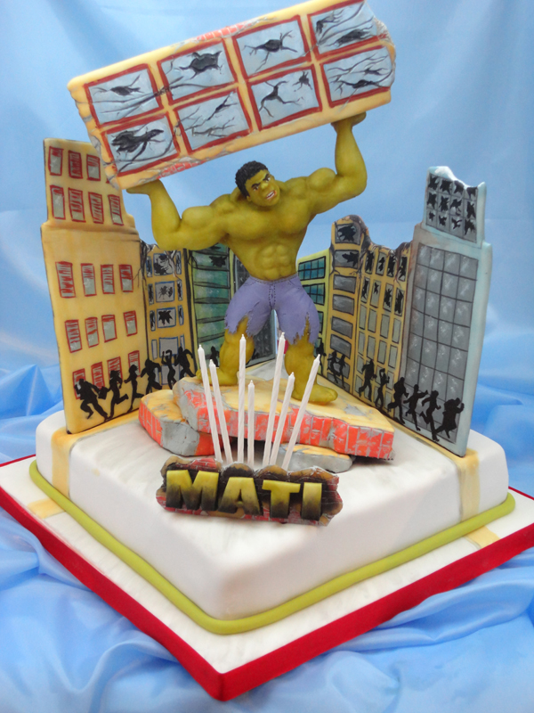 Hulk Birthday