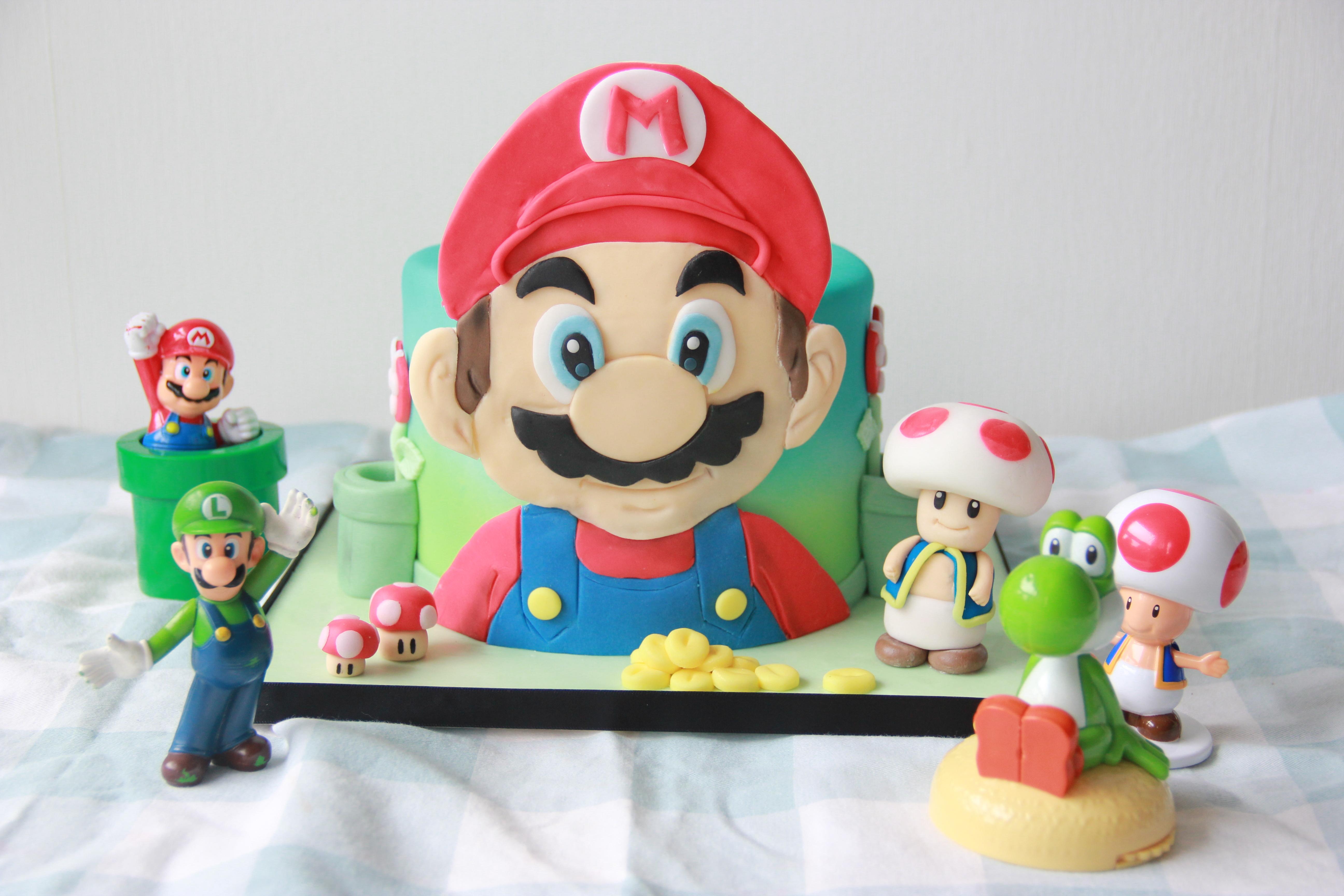 Super Mario Brothers Birthday