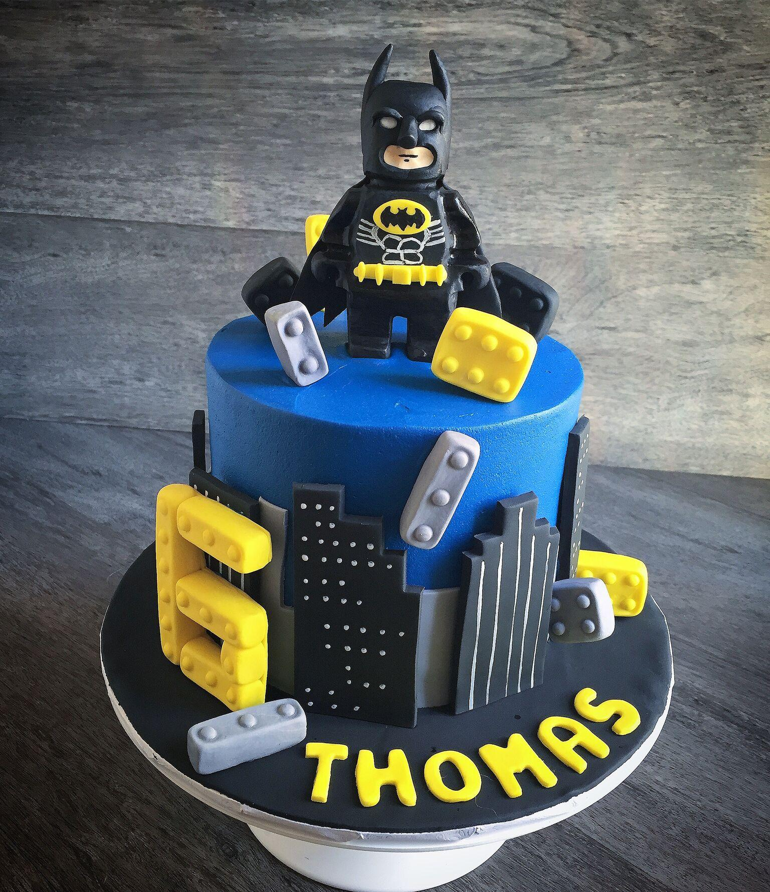 Batman lego birthday