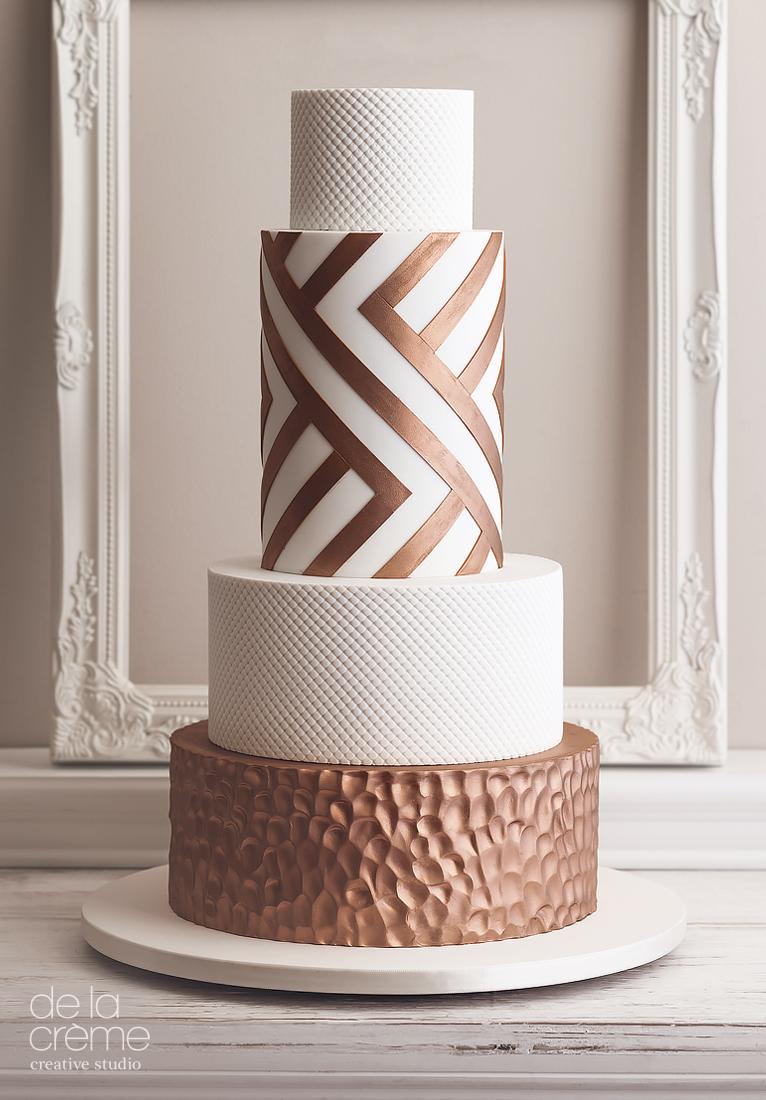 Copper & Ivory Wedding