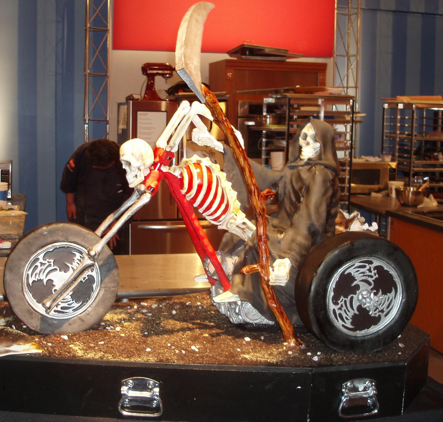Grim Reeper Motorcycle