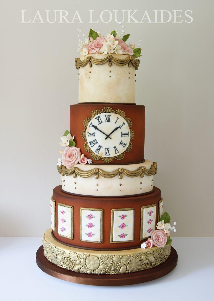 Victorian Clock Tower Wedding