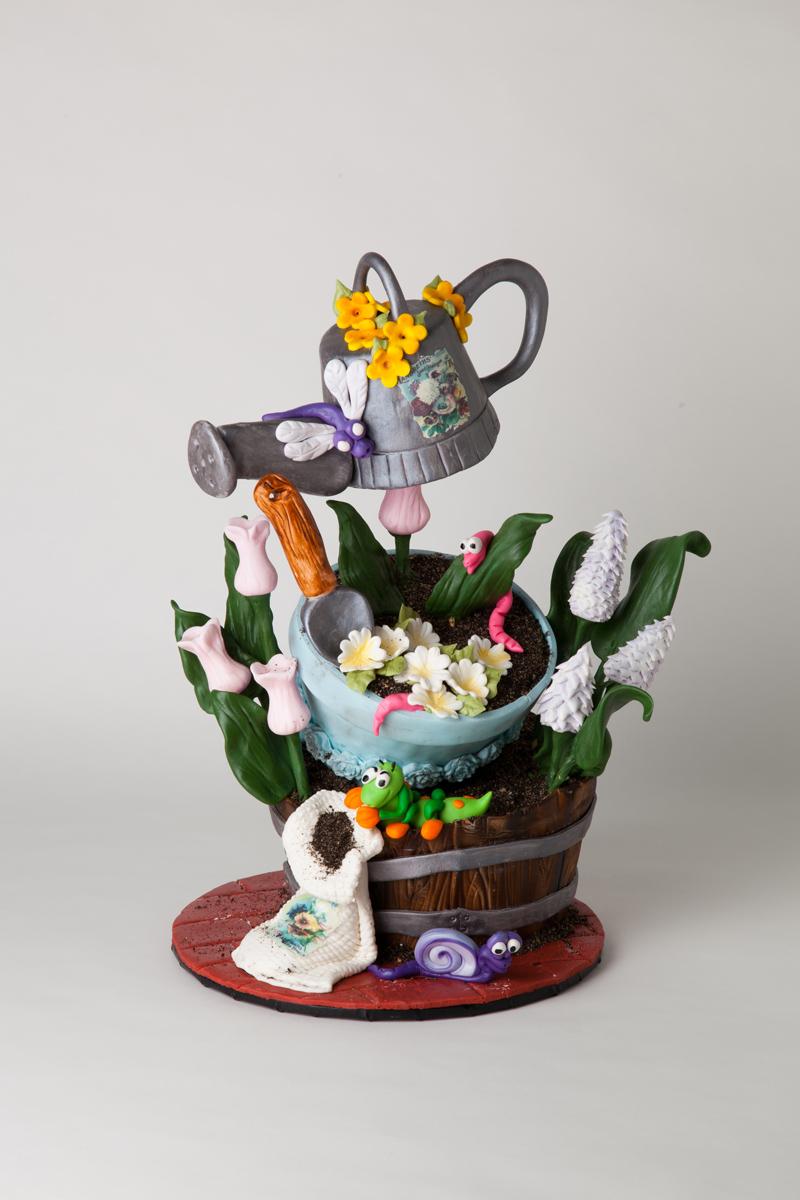 Topsy Turvy Flower Pot