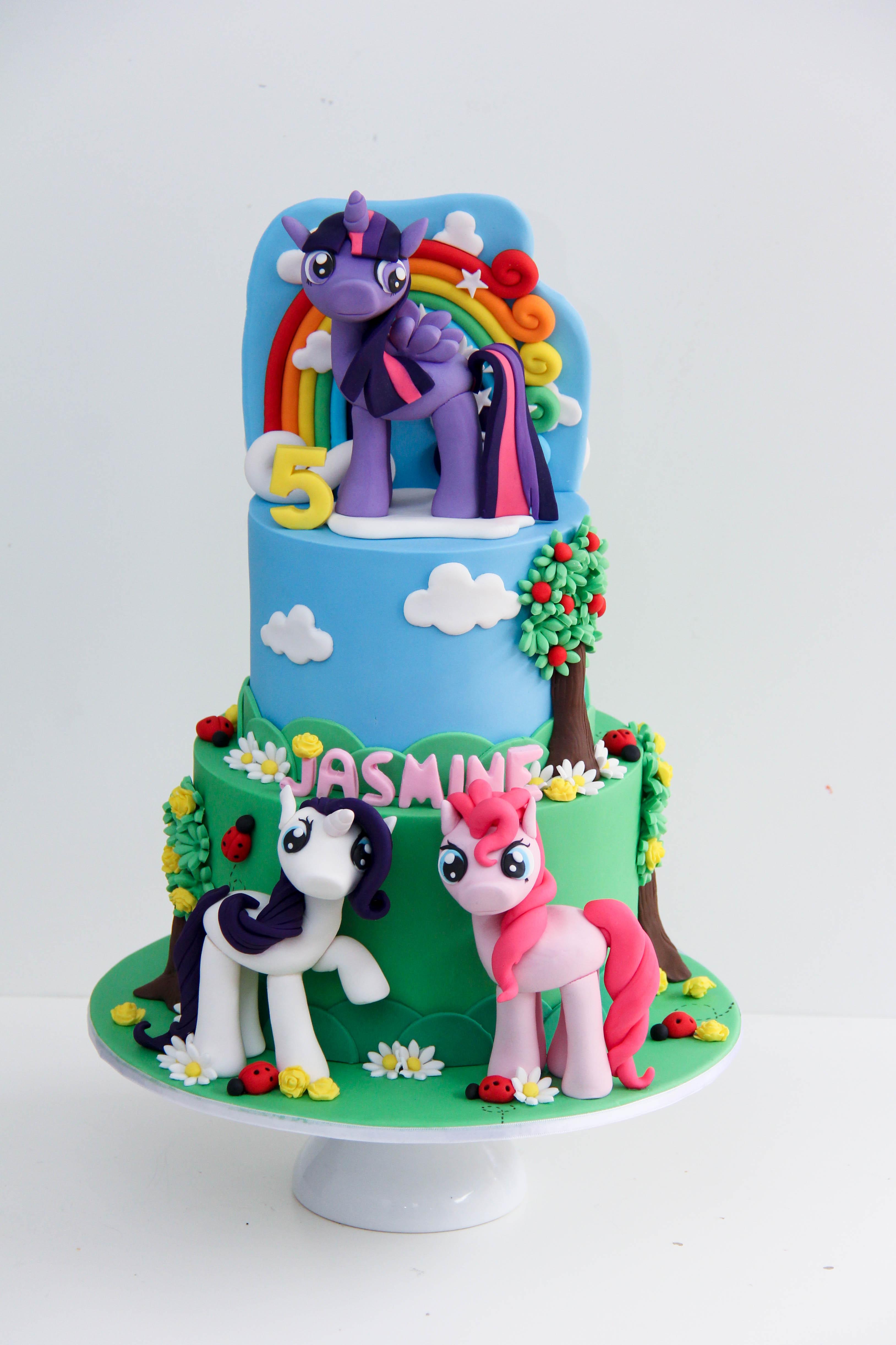 My little pony girls birthday