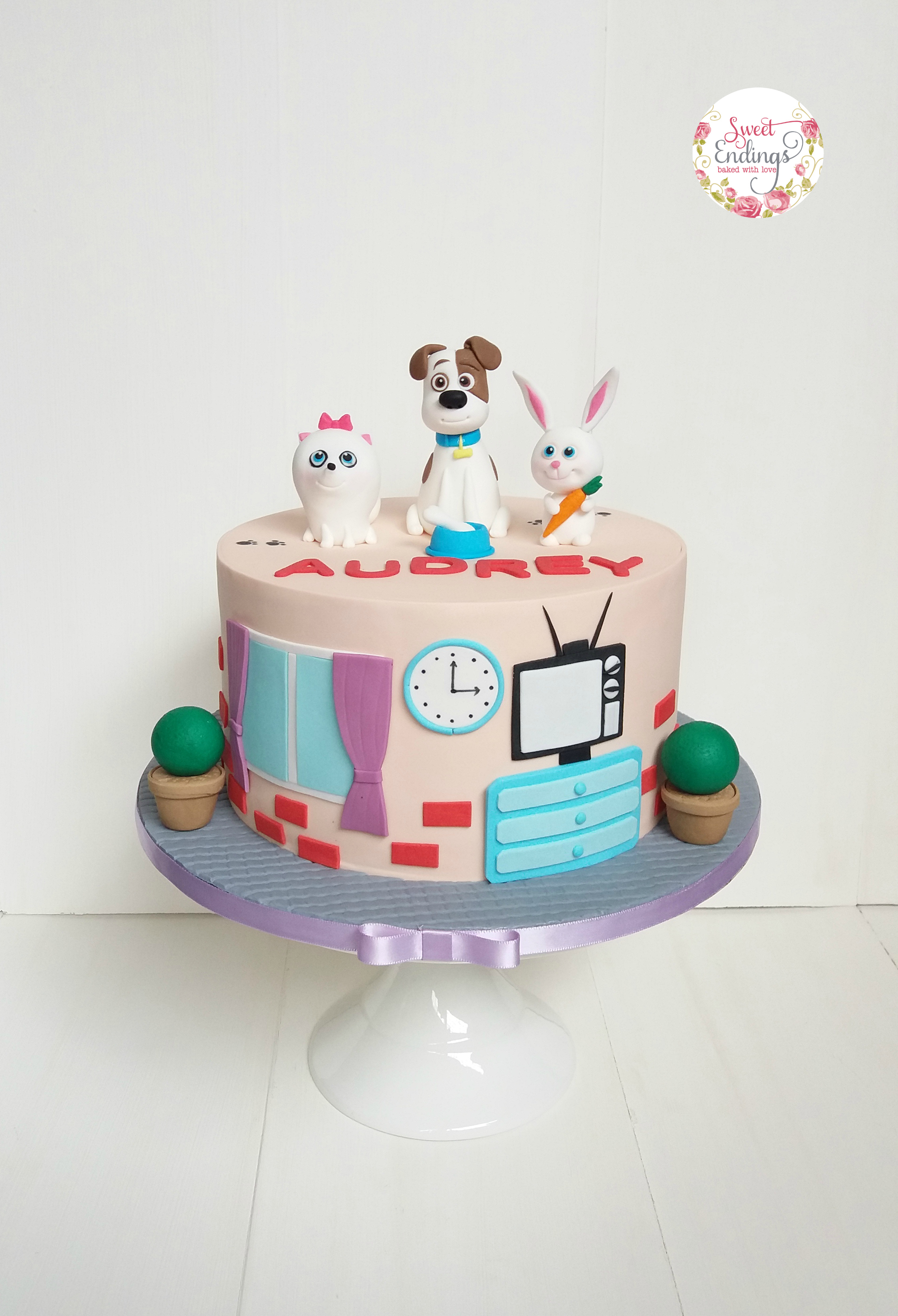 The Secret Life of Pets Birthday