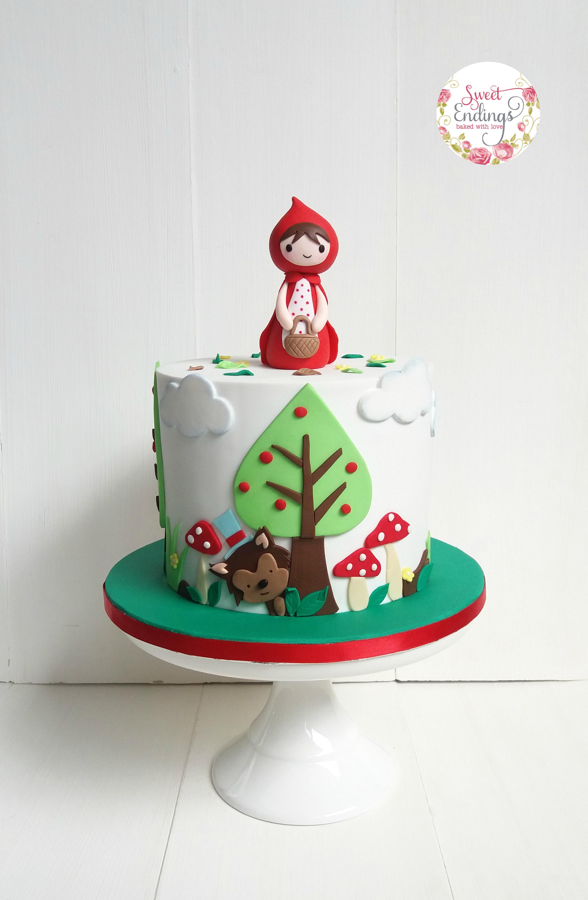 Little Red Riding Hood Birthday