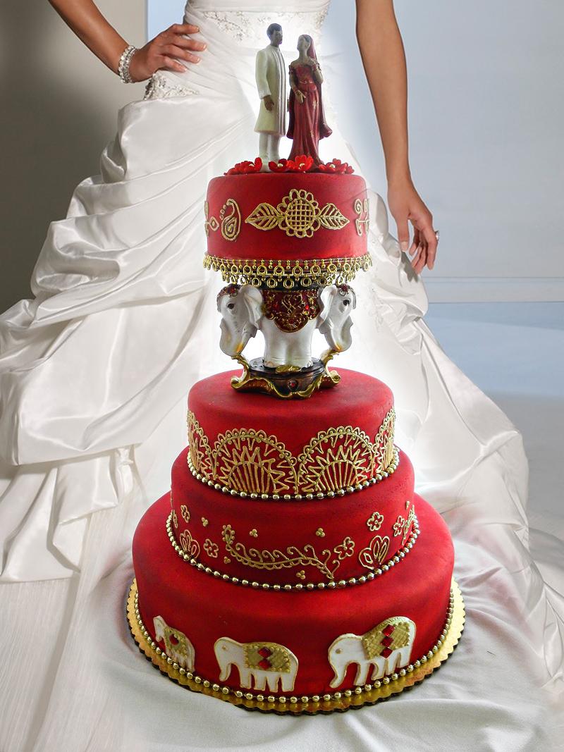 Red Indian Wedding