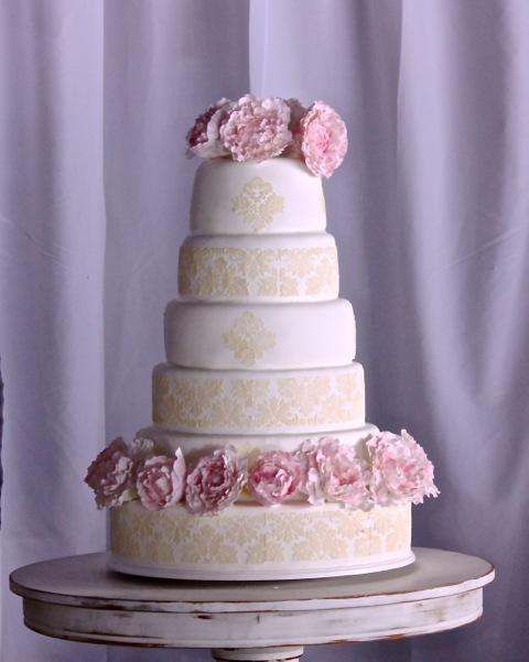 Tall Wedding