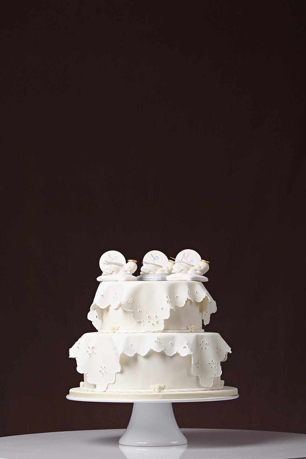 Mini White Wedding