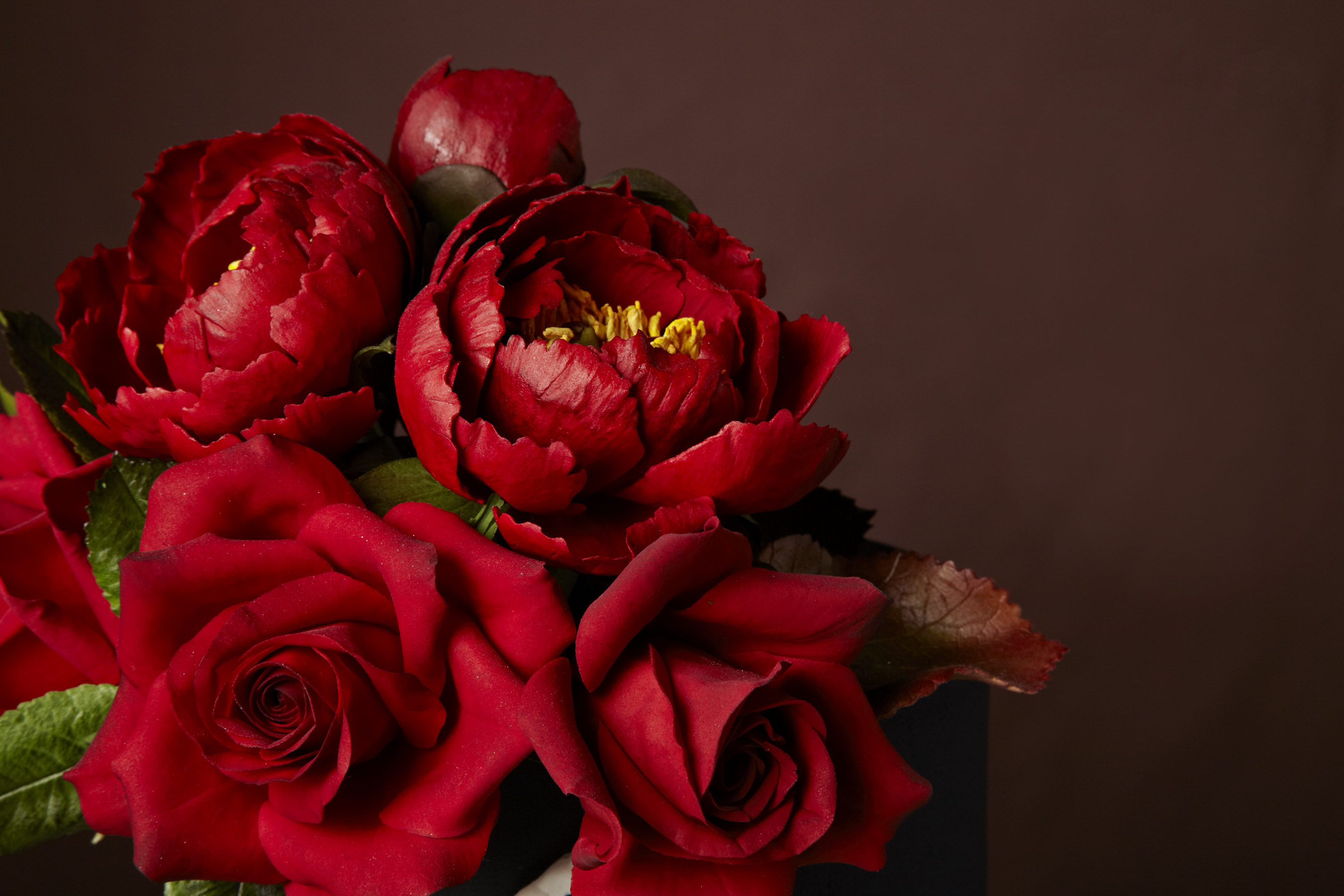 Rose Sugar Flower