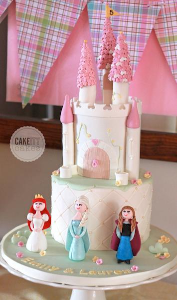 Nicole Cassell Cakeity Cakes Birthday Baby 5