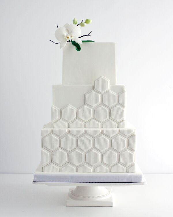 White Square Wedding