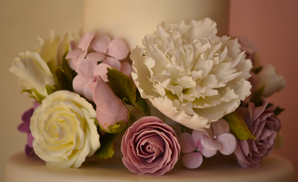 Wedding Sugarflowers