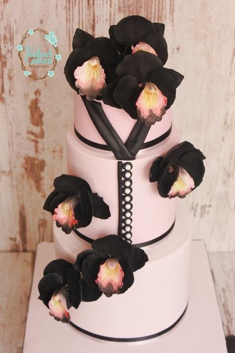 Pink & Black Beauty