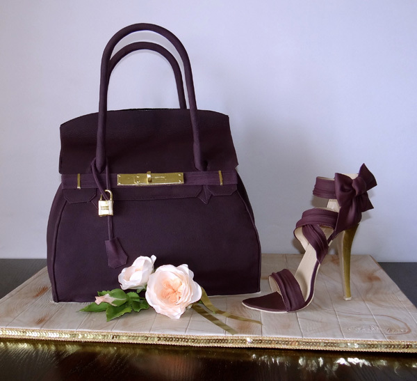 Handbag and High Heel