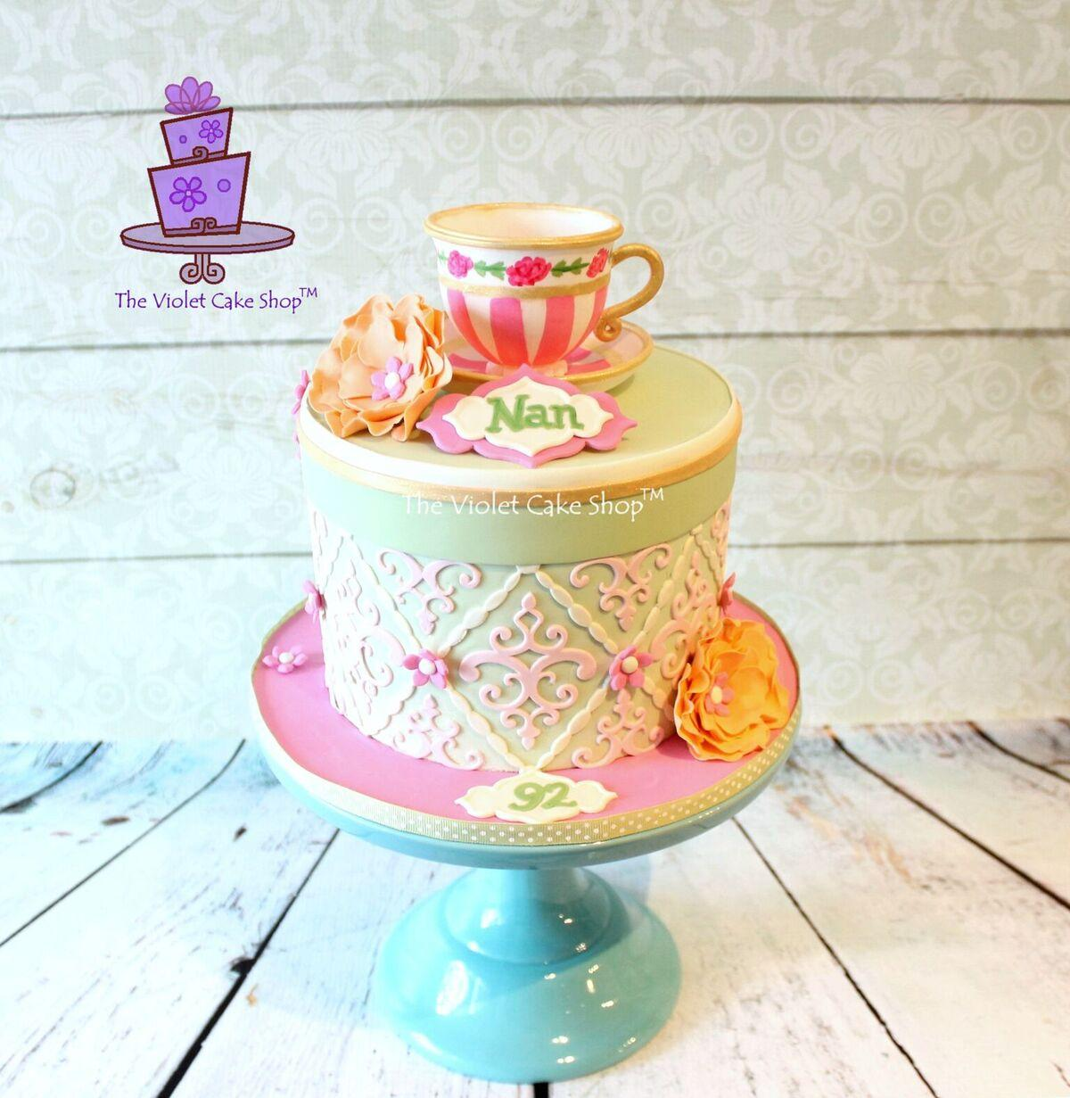 Mini Tea party Cake
