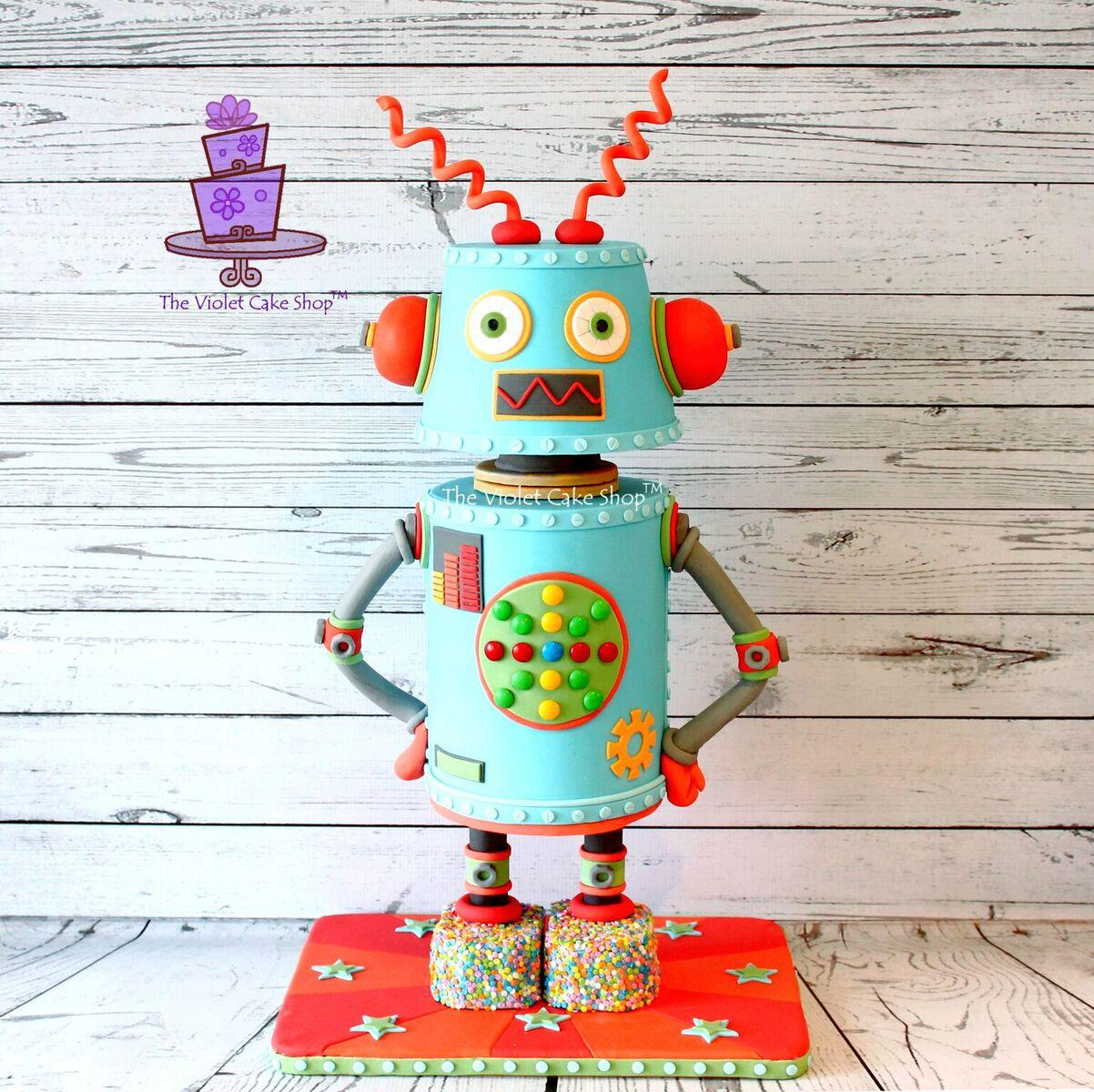 Birthday Robot