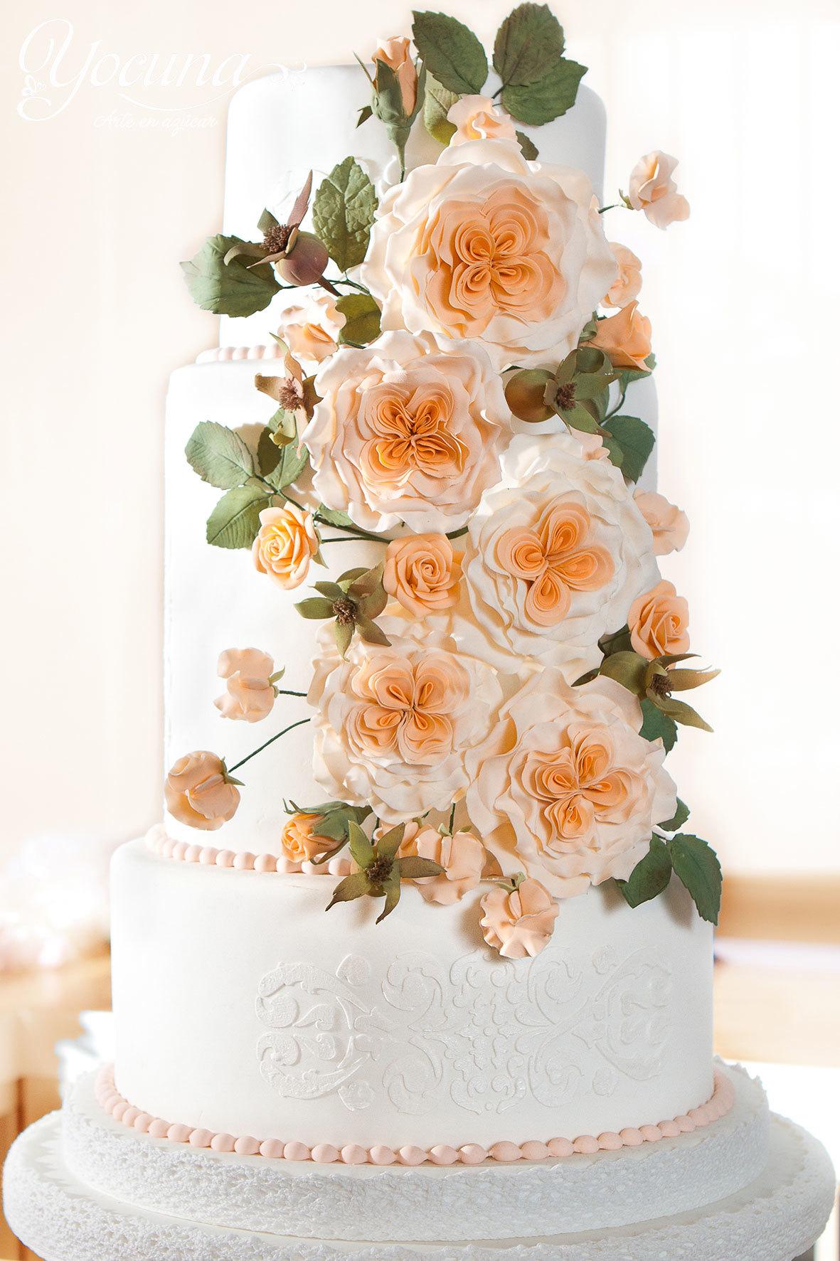 Orange Blossom Wedding