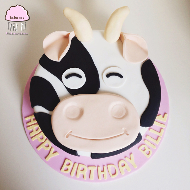 Cow Birthday