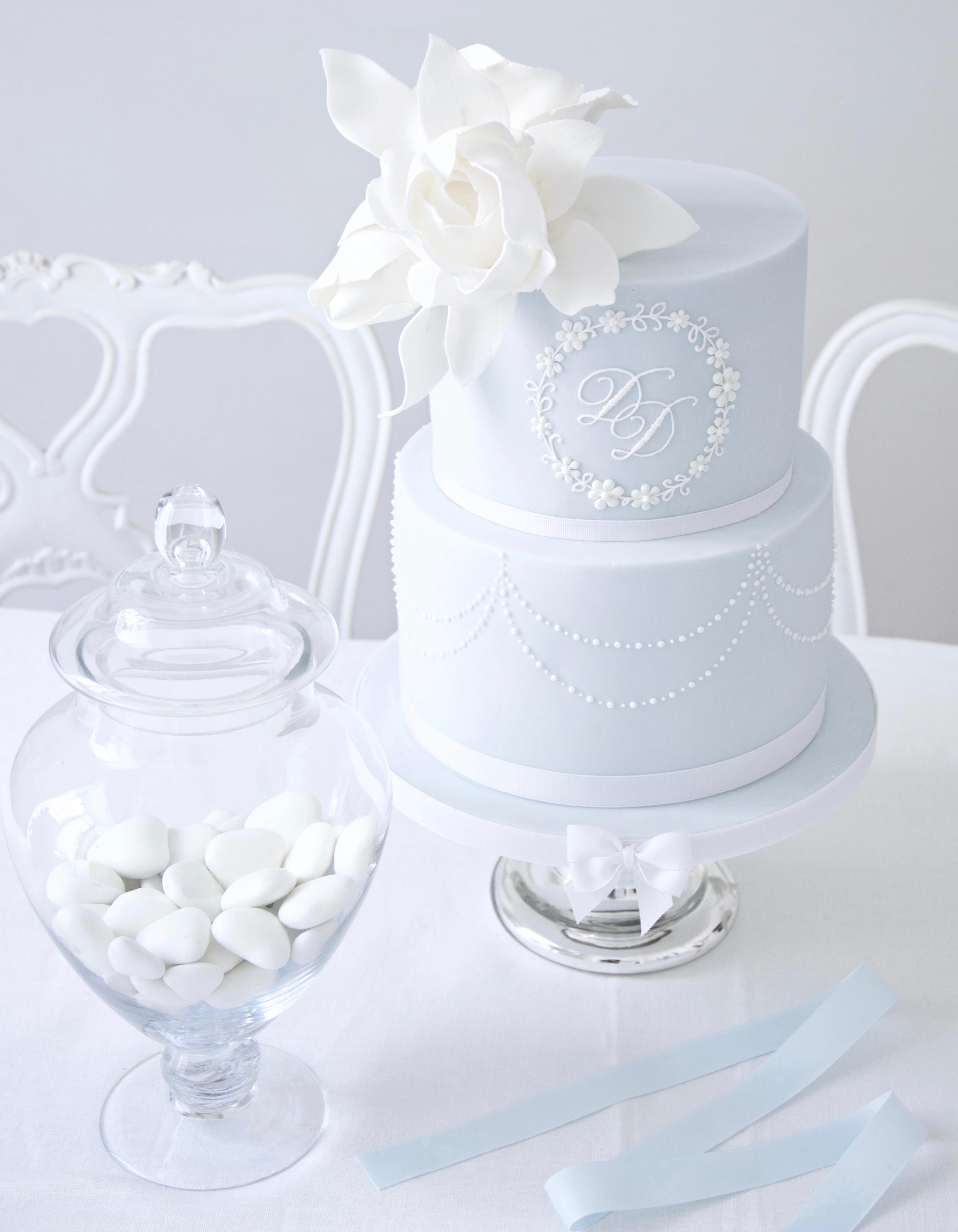 Light Blue Wedding