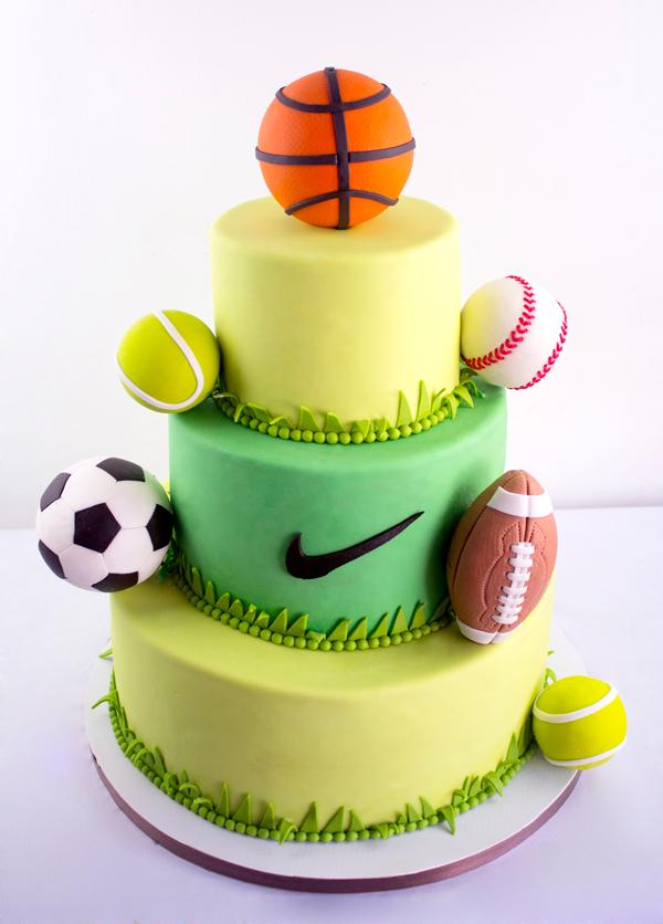 Sports Birthday