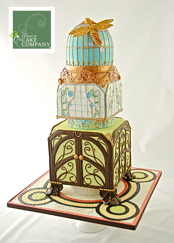 Birdcage Wedding