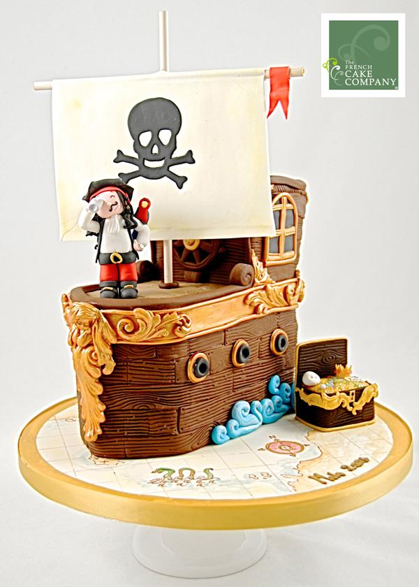 Children's Pirate Ship