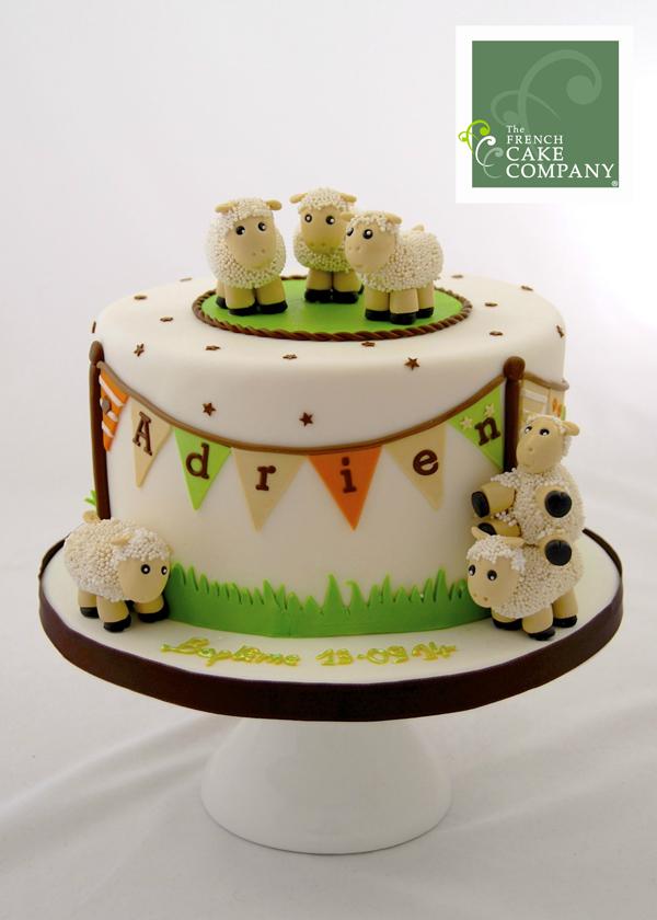 Sheep Birthday