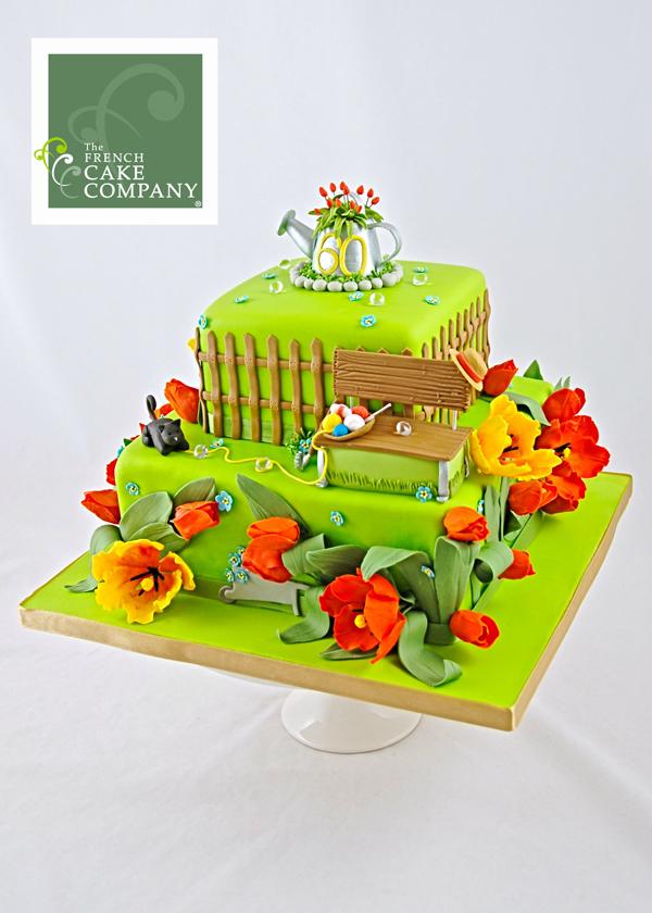 Garden Birthday