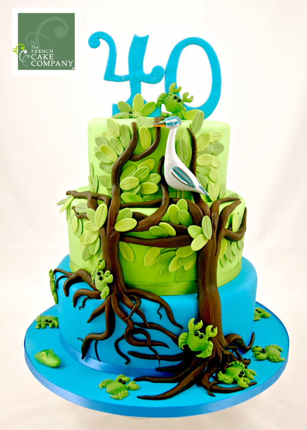 Rainforest Birthday