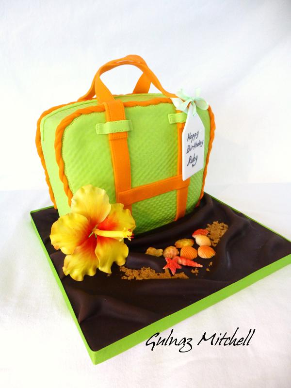 Sculpted Handbag