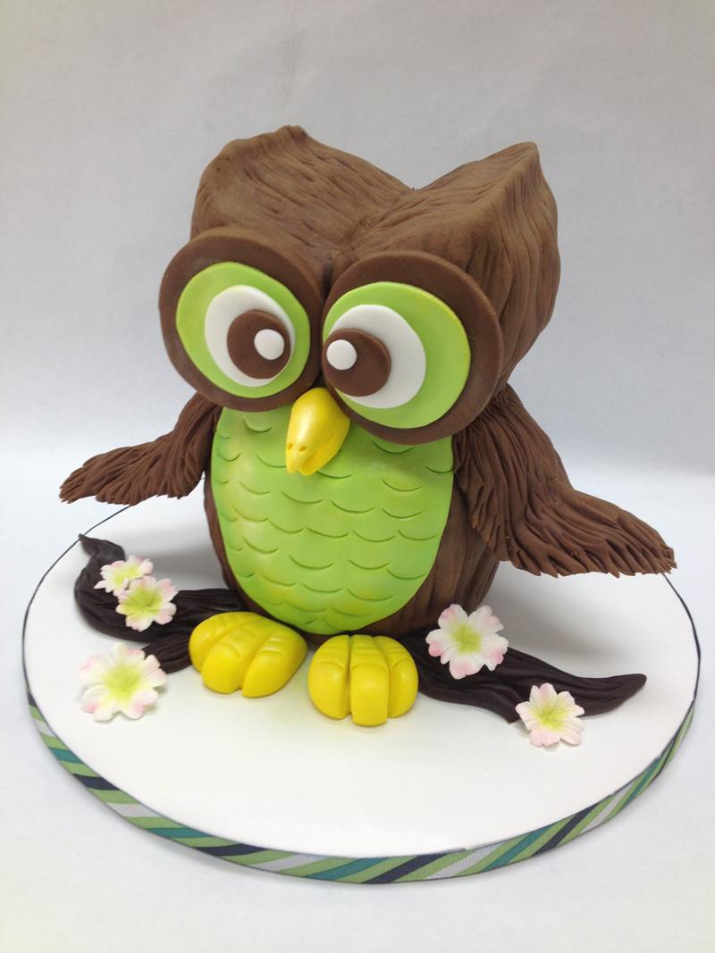 Kooky Owl