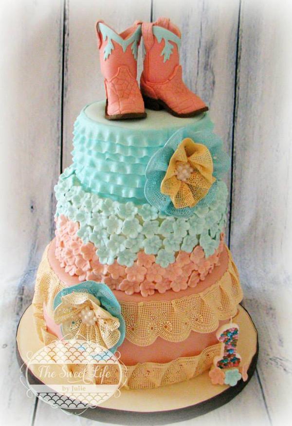 Cowboy Girl Birthday
