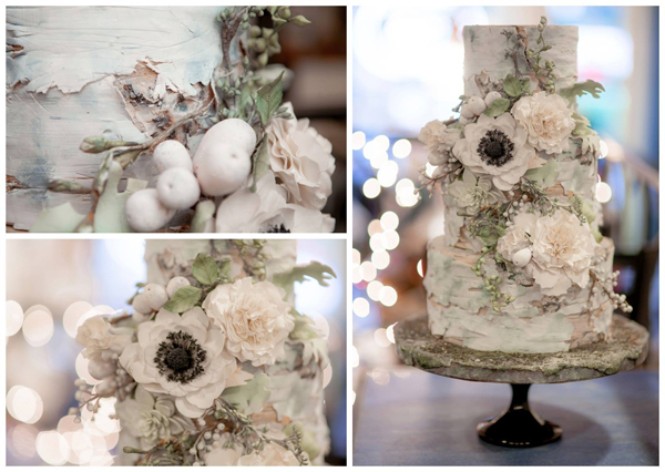 Bark & Anemone Wedding